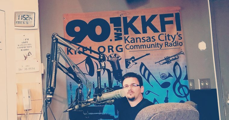KKFI 90.1FM Art Speak Radio Interview